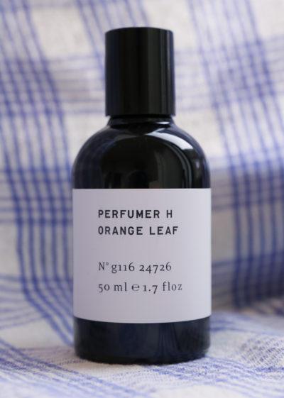 Orange leaf 50ml spray by Perfumer H