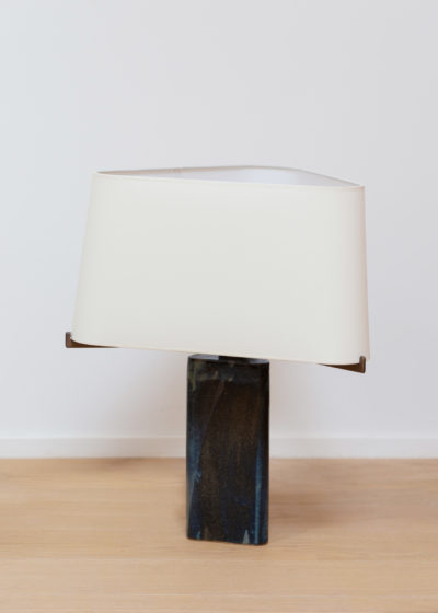 Small ceramic lamp