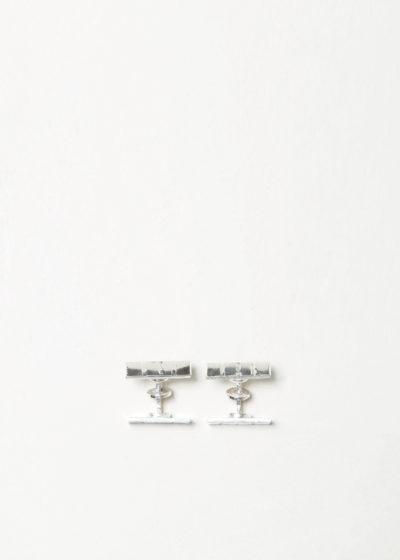 Irrational cufflinks by Samuel Gassmann