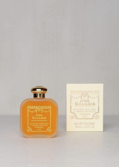 'Muschio Oro' Eau de Cologne by Santa Maria Novella