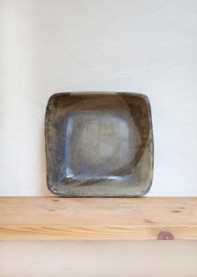 Dinnerware set blue/brown by Atelier Pierre Culot