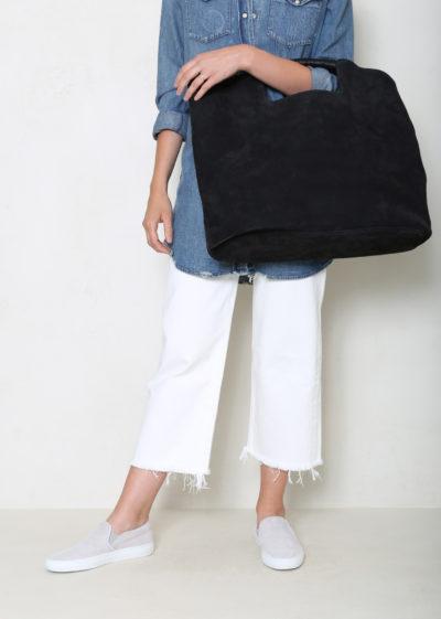 Oversized Birch bag by Simon Miller