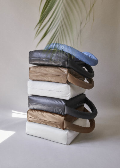 The Pillow Sofa (2-seater) by KASSL Editions X Muller Van Severen