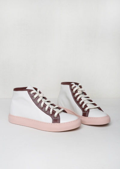 High 'Fast' Sneaker by Sofie D'hoore
