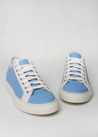'Fast' Sneaker combi color light blue by Sofie D'hoore