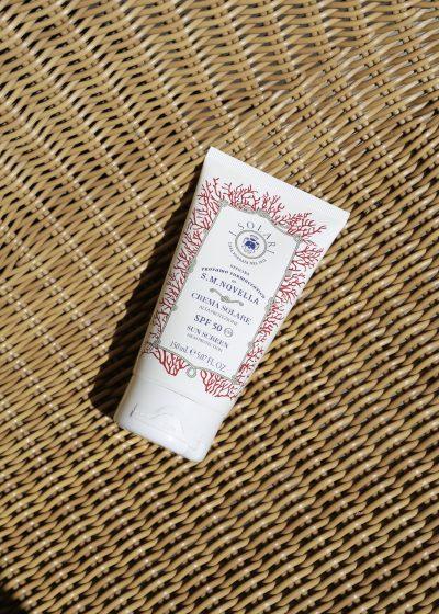 I Solari Sunscreen SPF 50 by Santa Maria Novella