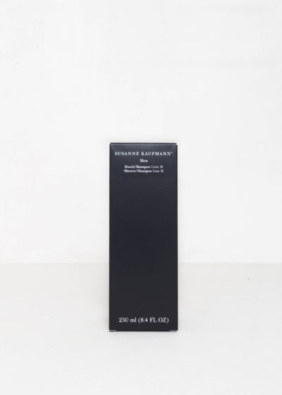 Shower/Shampoo for men by Susanne Kaufmann