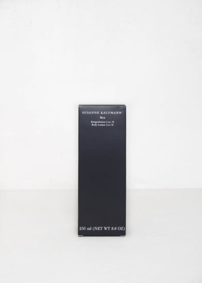 Body lotion for men by Susanne Kaufmann