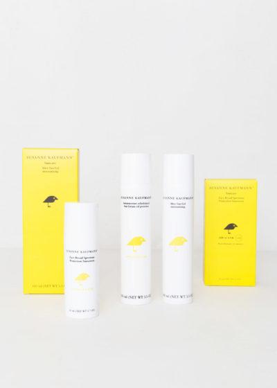 After sun gel moisturizing by Susanne Kaufmann