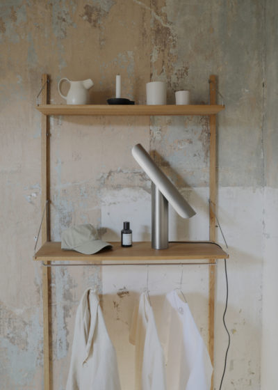 T-Lamp (available in 3 colours) by Frama