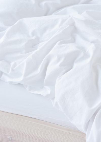 Cotton duvet cover 240x220 cm by Tekla Fabrics