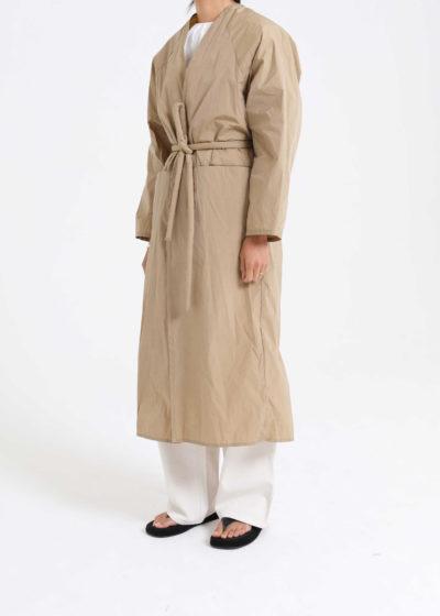 Tafta V coat dress by KASSL editions