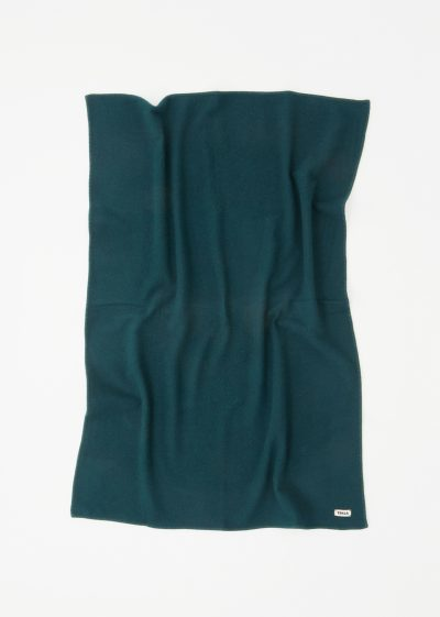 Pure new wool blanket (more colours) by Tekla Fabrics