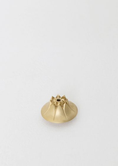 Agave incense holder (available in 2 colours) by Tennen Studio