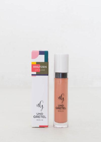 Knutzen lip gloss by Und Gretel
