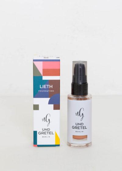 Lieth foundation by Und Gretel