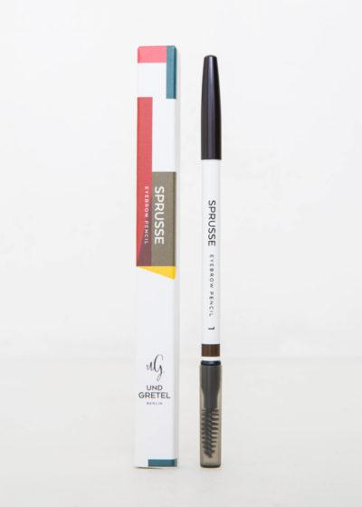 Sprusse eyebrow pencil by Und Gretel