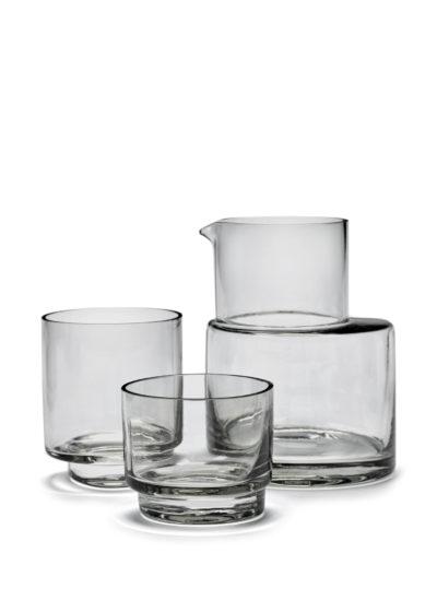Asymmetrical long drink by Maarten Baas for valerie_objects