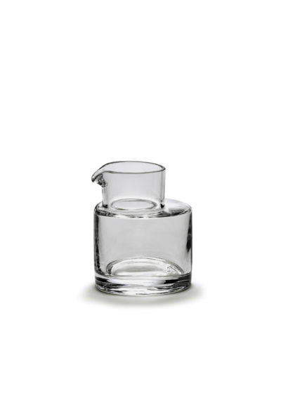 Asymmetrical 20cl carafe by Maarten Baas for valerie_objects