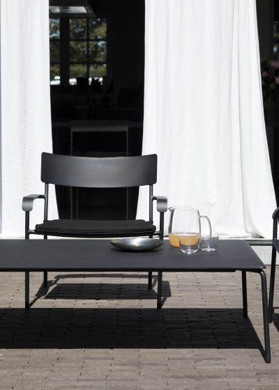 August Table low by Vincent Van Duysen by Vincent Van Duysen