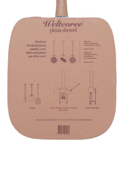 Pizza shovel by Weltevree