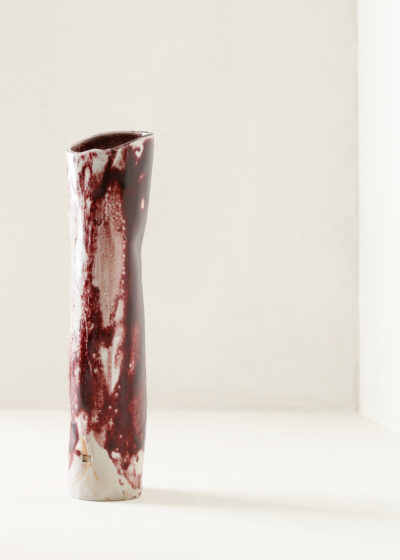 'Kamizool' vase by Antoine Vandewoude