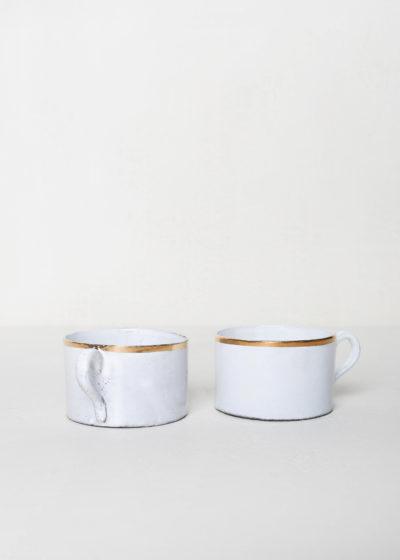 Cresus low cup by Astier de Villatte