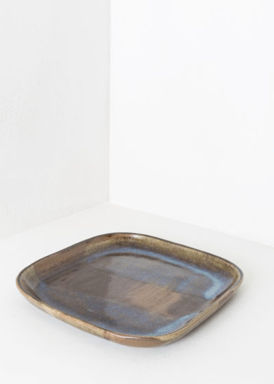 Serving plate by Atelier Pierre Culot