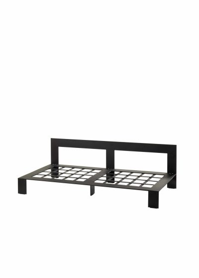 Bench Two Seater Chalk Outdoor by Items by Bea