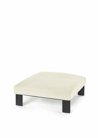 Ottoman Chalk Seater Outdoor by Items by Bea