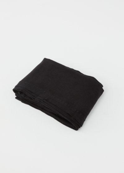 Linen bedspread by Tekla Fabrics