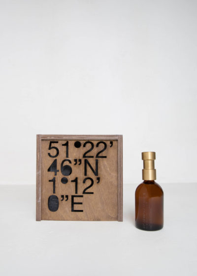 Perfume 12'0''E by Haeckels