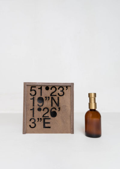 Perfume 26'3''E by Haeckels