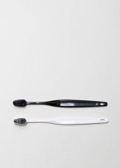 Charcoal toothbrush by Kenkawai