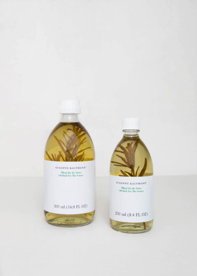 Oil bath for the senses (250ml) by Susanne Kaufmann