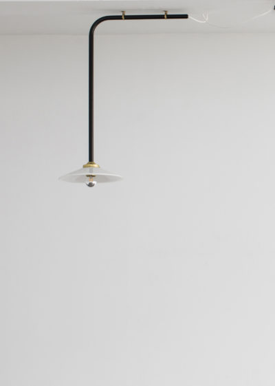 Ceiling lamp no 3 black by Muller van Severen for valerie_objects