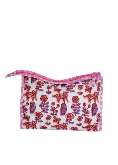 Toilet bag (for girls & boys) by Nathalie Lété x Design Farm Productions
