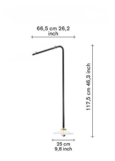 Ceiling lamp no 2 brass by Muller van Severen for valerie_objects
