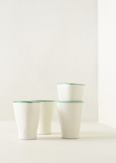 Solimene ceramic glass by CristaSeya