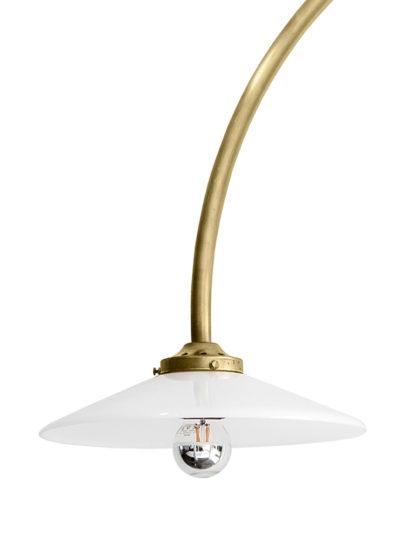 Standing lamp no 1 brass by Muller van Severen for valerie_objects