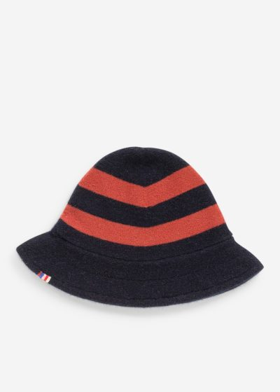 N°166 'Bucket' hat (available in 3 colours) by Extreme Cashmere