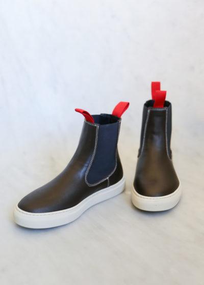 Faro boots in mocha by Sofie D'hoore