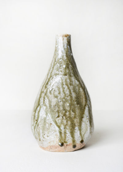 Large glazed ceramic vase by Ghesq x Graanmarkt 13
