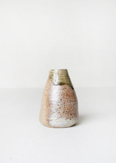 Small glazed ceramic vase by Ghesq x Graanmarkt 13