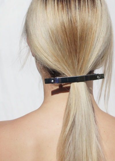 Barrette 021 hair clip for normal to thick hair by Sylvain Le Hen