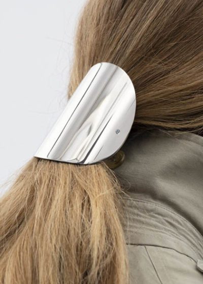 Large ponytail hairclip by Sylvain Le Hen