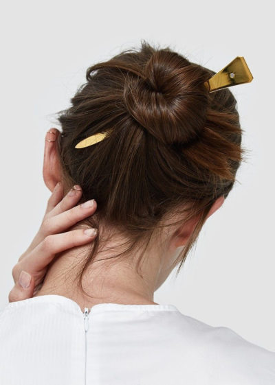 Hairpin (available in 3 colours) by Sylvain Le Hen