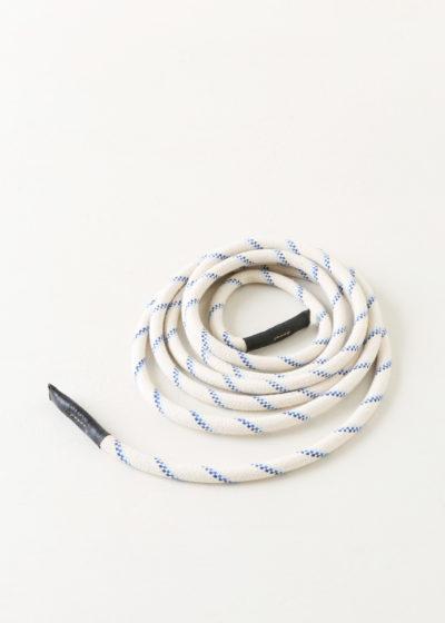 Self-tie rope belt by KASSL editions