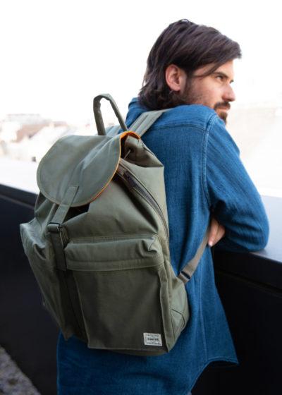 Porter backpack by Mackintosh