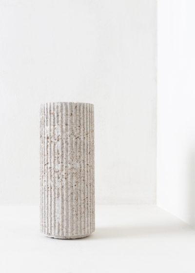 German limestone vase by When Objects Work